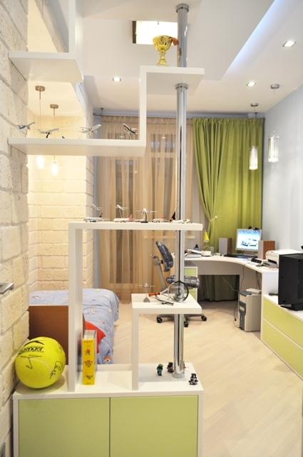 Дизайн проект типовой маленькой квартиры